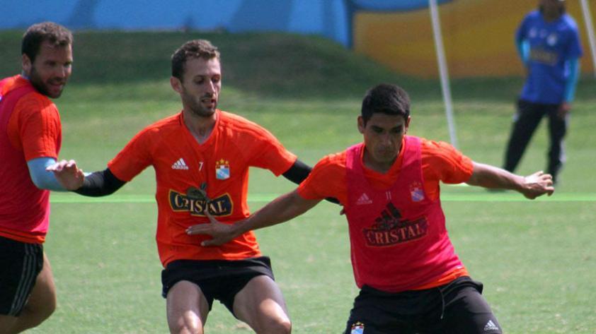 Sporting Cristal intensifica sus prácticas
