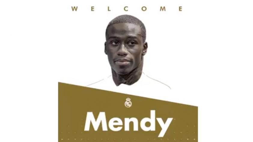 Uno más: Ferland Mendy fue anunciado como nuevo fichaje de Real Madrid (VIDEO)