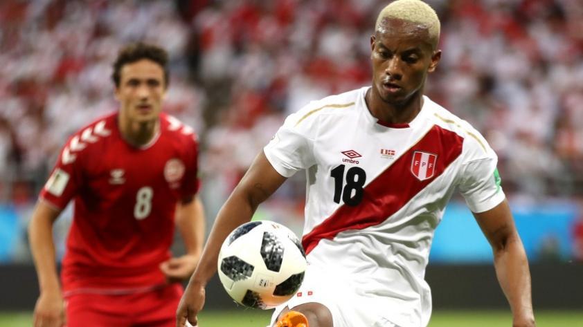 André Carrillo continuaría su carrera en Arabia Saudita, afirma prensa portuguesa