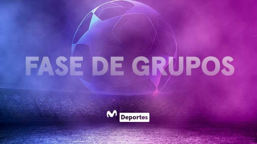 Champions League: programación, resultados y tabla de posiciones de la segunda fecha de la fase de grupos