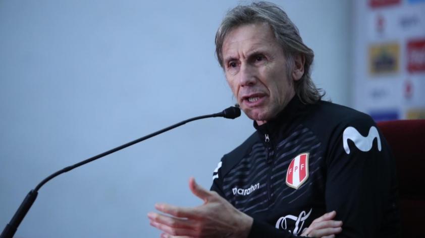 Selección Peruana: todo el análisis de Ricardo Gareca sobre el balance de la blanquirroja en el 2019 (VIDEO)