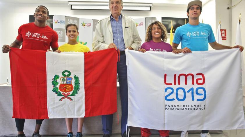 Estos son nuestros embajadores para los Panamericanos Lima 2019