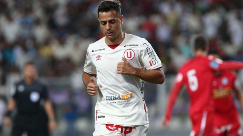 Diego Guastavino confirmó que no seguirá en Universitario de Deportes en el 2018