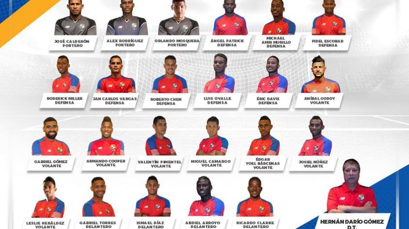 Panamá a la Copa Oro sin jugadores del torneo peruano