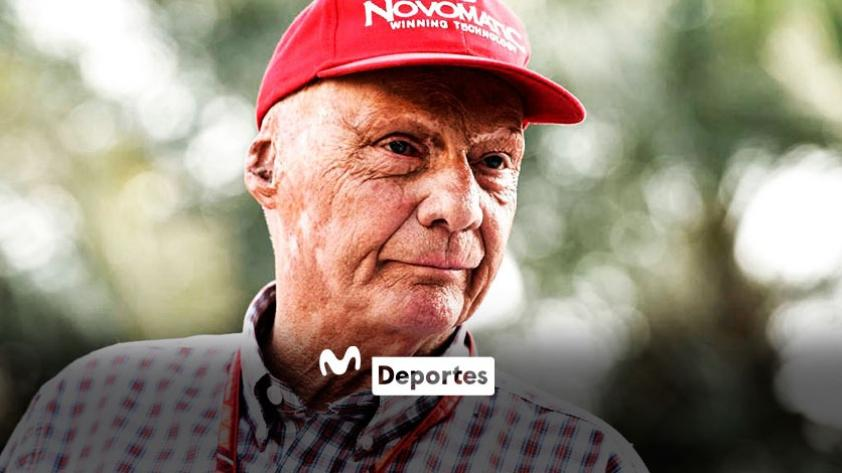 El adiós a una leyenda: Falleció Niki Lauda, el mítico piloto de la Fórmula 1