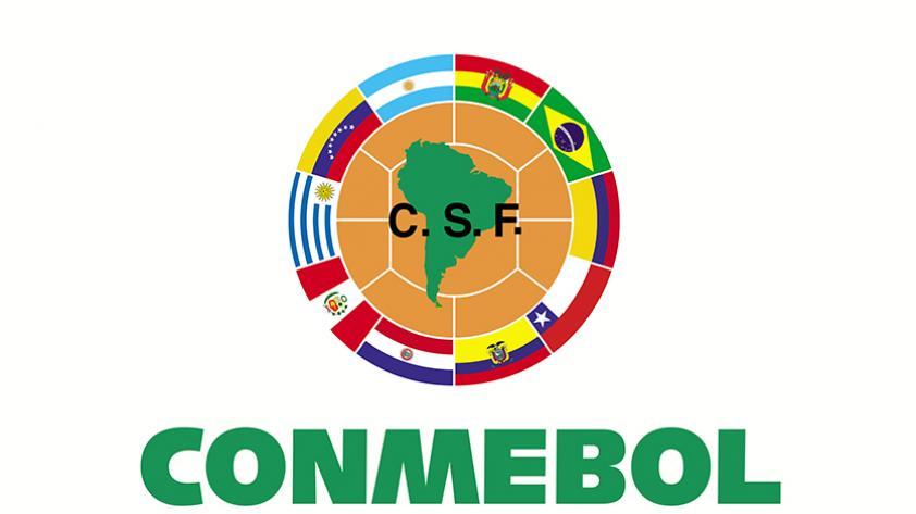 Última actualización del ranking CONMEBOL 2018