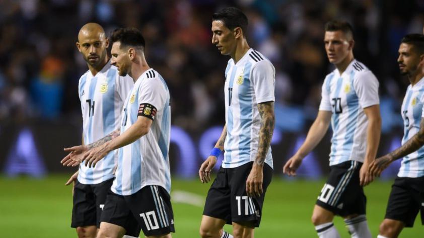 Rusia 2018: Lionel Messi invitó a todo el plantel de Argentina a un almuerzo
