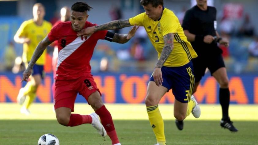 Perú empató 0-0 con Suecia en el último amistoso previo a Rusia 2018