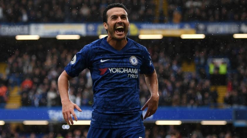 Pedro Rodríguez se despide del Chelsea: