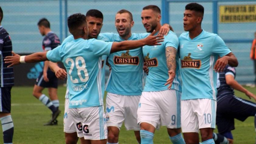 Sporting Cristal golea 5-1 a Real Garcilaso por la quinta fecha del Torneo Apertura