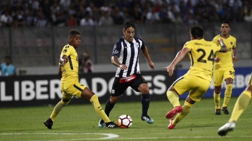 Alianza Lima: ¿cuándo será su segundo partido por Copa Libertadores?