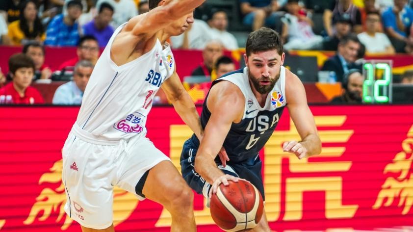 Mundial de Baloncesto: Estados Unidos cae contra Serbia y marca así la peor campaña en su historia