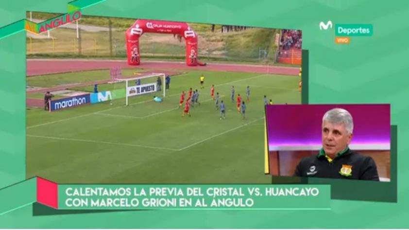 """Al Ángulo: Marcelo Grioni, """"no se juegan todos los días una final"""""""