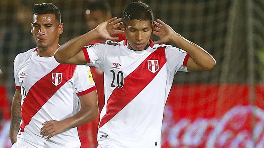 Edison Flores y el mensaje de prudencia y tranquilidad a los hinchas de la Selección
