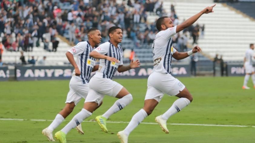 Se repartieron los puntos: Alianza Lima igualó 1-1 contra Unión Comercio por la última fecha del Torneo Apertura