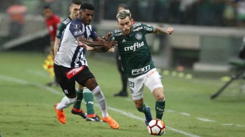 Alianza Lima perdió 3-1 ante Palmeiras por la Copa Libertadores