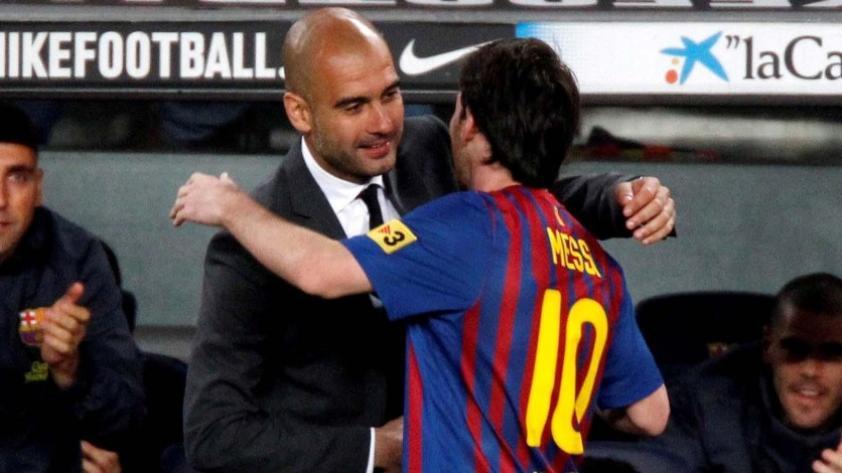 Dúo ejemplar: Guadiola y Messi han confirmado una donación millonaria para la detención del COVID-19