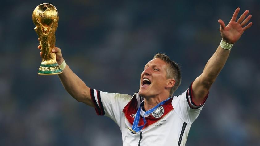 Adiós a una leyenda: Bastian Schweinsteiger anunció su retiro como futbolista profesional