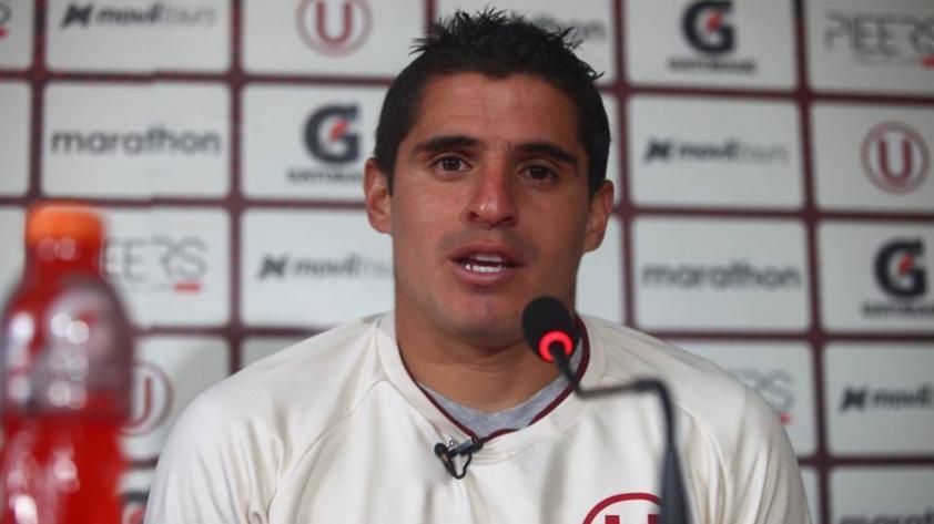 """Aldo Corzo: """"No me ha costado mucho reintegrarme a los entrenamientos"""