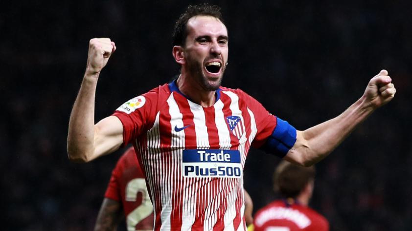 ¿Diego Godín seguirá en Atlético de Madrid? Así respondió el futbolista uruguayo