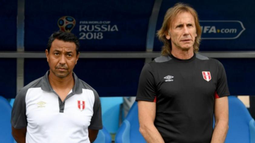 """Nolberto Solano: """"En el 2009 estuve cerca para que Ricardo Gareca me dirija en Vélez"""""""