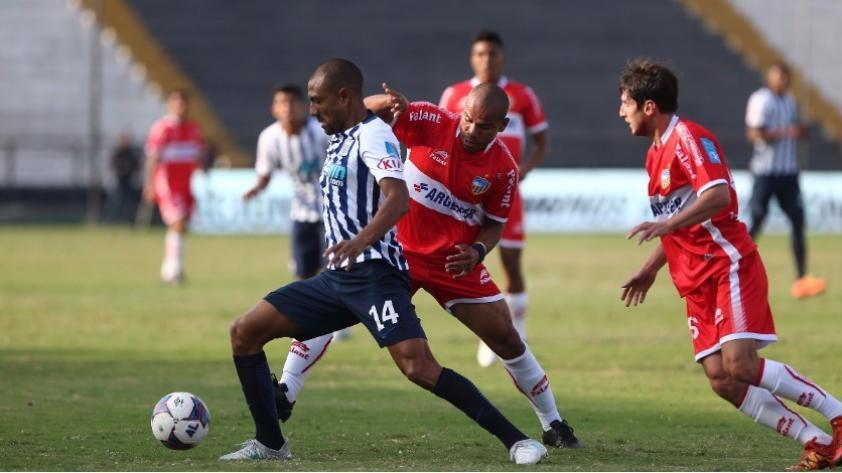 Alianza Lima venció 1-0 a Sport Rosario en Huaraz por la fecha 6 del Clausura