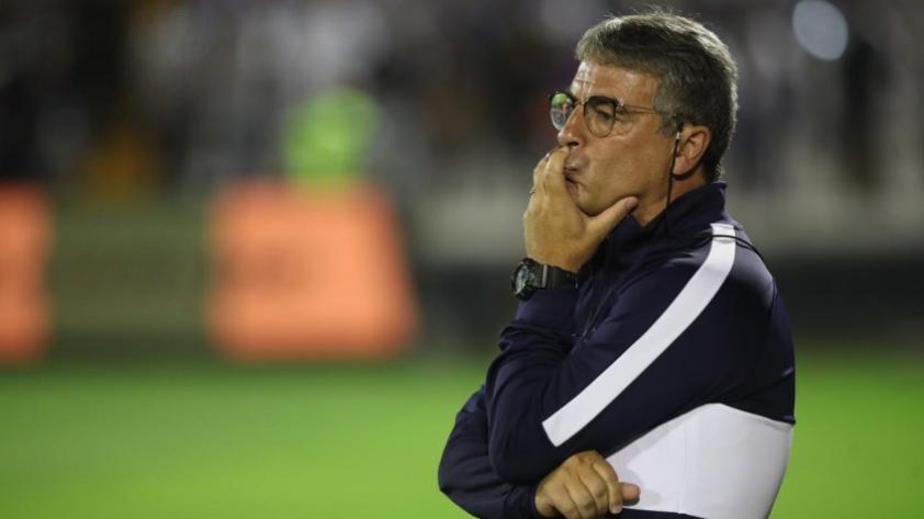 Bengoechea sobre la derrota ante Alianza Universidad:
