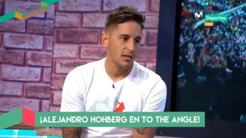 Alejandro Hohberg en Al Ángulo: