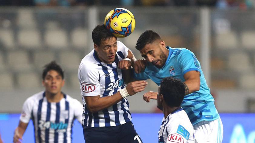 A 5 fechas del final, Alianza Lima es líder del Apertura