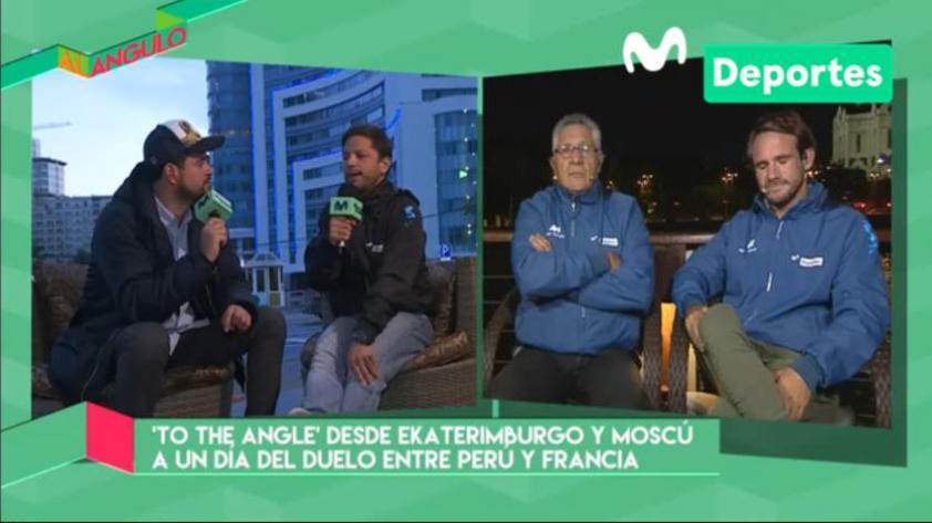Al Ángulo: faltan pocas horas para el encuentro entre Perú y Francia