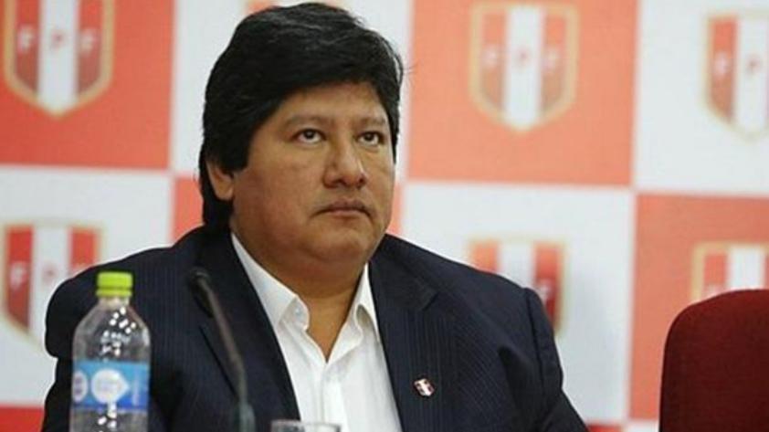 ¿Quién asumirá el cargo de la Federación Peruana de Fútbol tras la detención de Edwin Oviedo?
