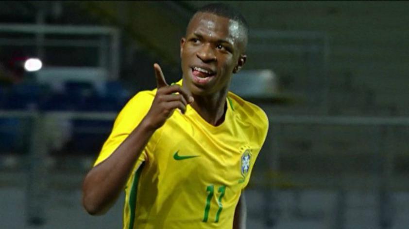 Sudamericano Sub 20: ¿Por qué Vinicius Junior no estará en la selección de Brasil?