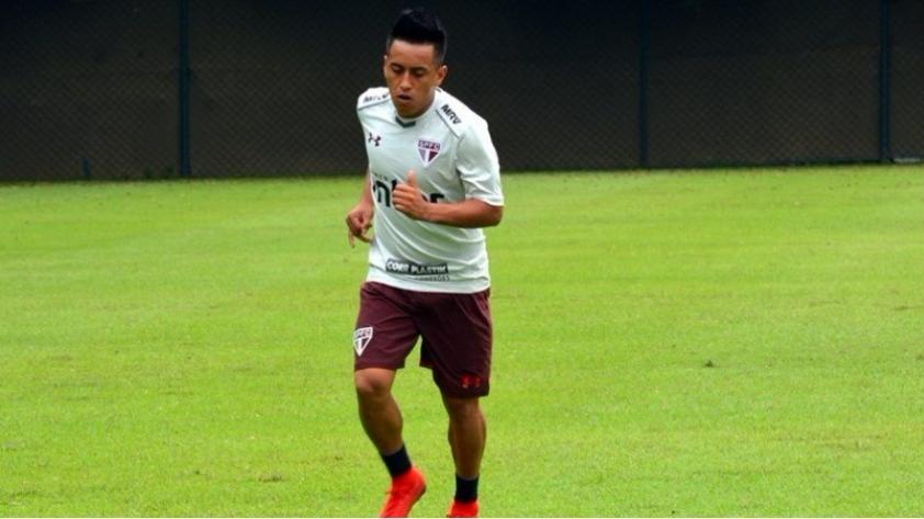Christian Cueva pidió no jugar siguiente partido de Sao Paulo, asegura director deportivo