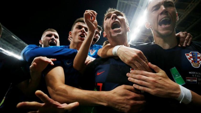 Para no creerlo: los minutos que lleva jugando Croacia en Rusia 2018
