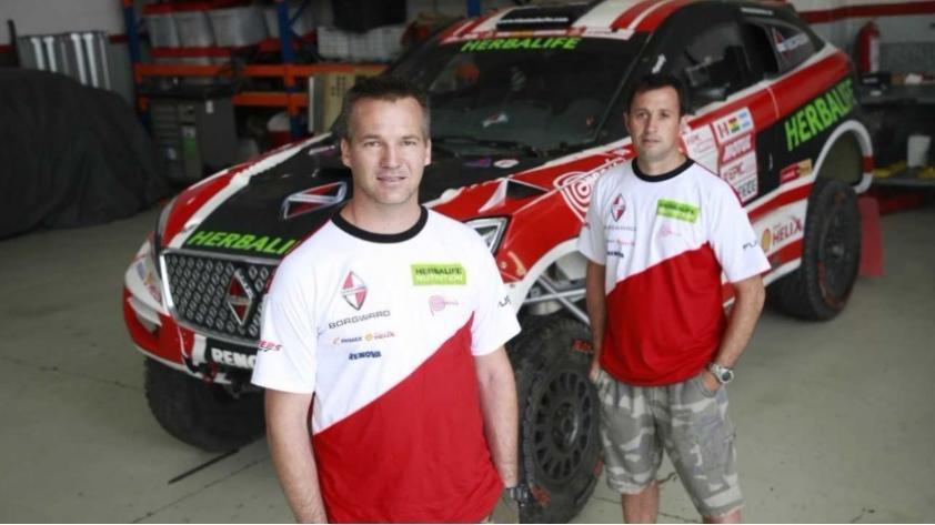 Dakar 2018: Nicolás Fuchs y su gran reto en el 'rally' más difícil del mundo