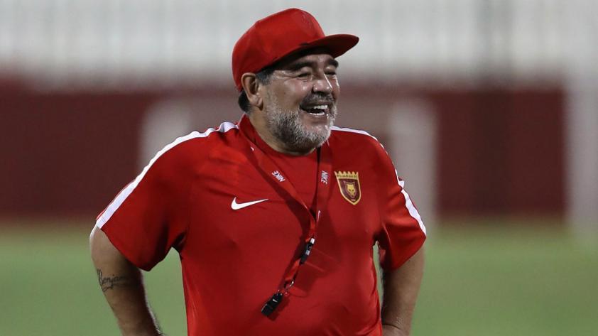 """Diego Maradona: """"Yo tendría más balones de Oro que Lionel y Cristiano Ronaldo"""