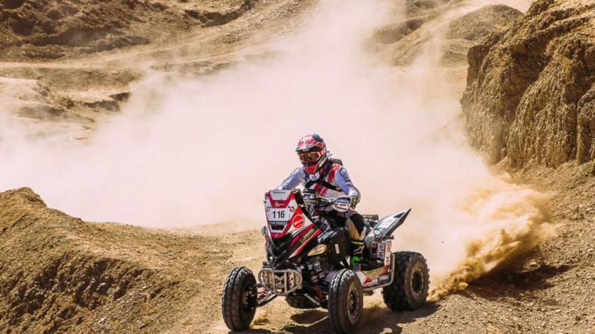 Dakar 2018: Alexis Hernández sube al podio en la tabla general del Rally