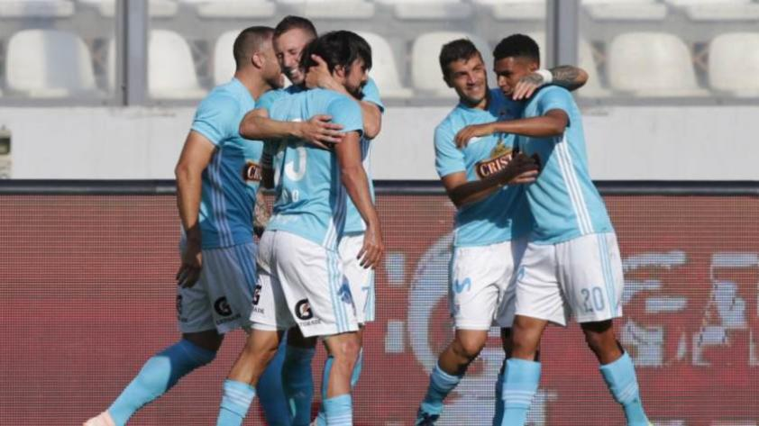 ¡Campeón celeste! Sporting Cristal se impone por 3-0 ante Alianza Lima