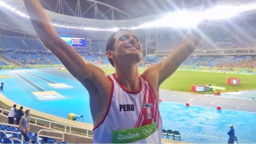 ¡Vamos peruano! David Torrence debuta hoy en el Mundial de Atletismo de Londres 2017