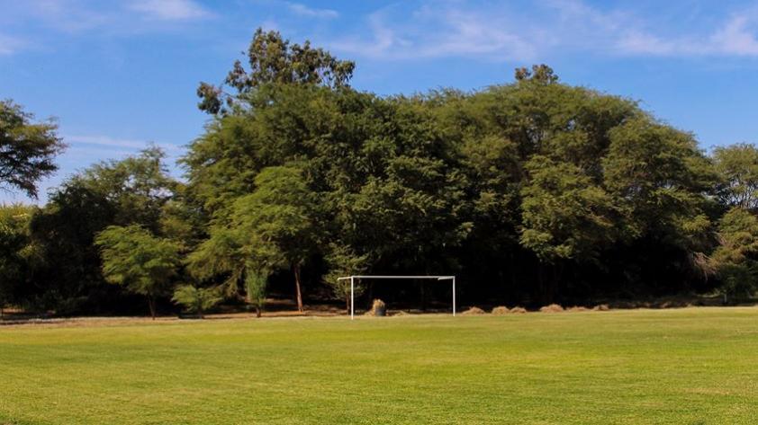 La FPF realizó inspección en Villa Santa Ana, centro de entrenamiento del Grau de Piura