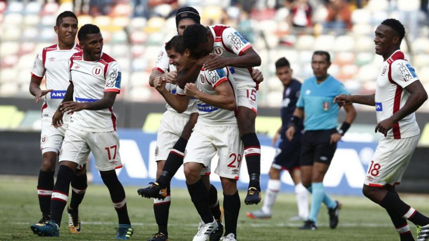 Universitario de Deportes se impusó 2-1 a San Martín por la fecha 8 del Clausura