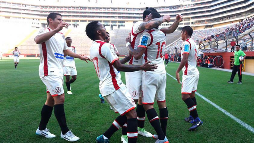 Universitario derrotó 2-0 a Juan Aurich por la fecha 4 del Torneo Clausura