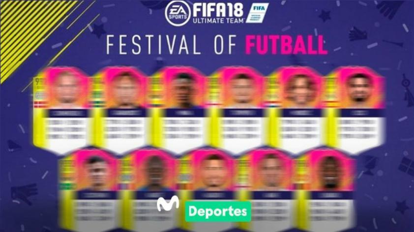 FIFA 18: el equipo ideal de Rusia 2018