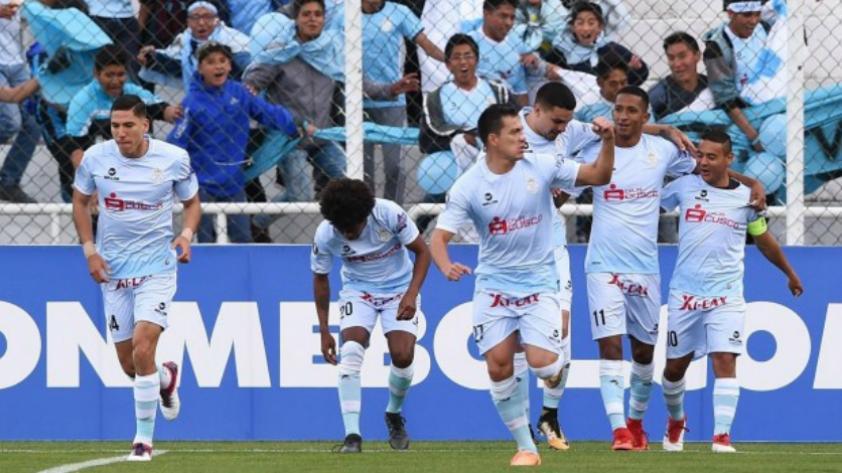 Real Garcilaso empató 0-0 con Nacional en el Cusco por la Copa Libertadores