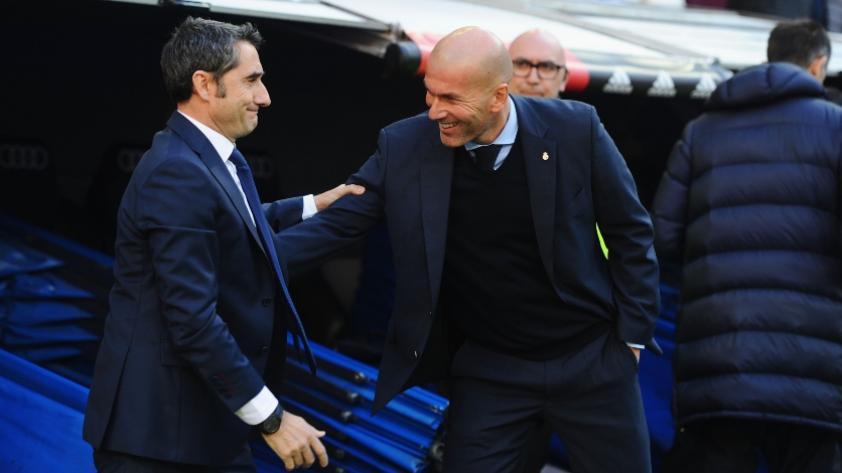 Zinedine Zidane sobre la situación de Valverde: