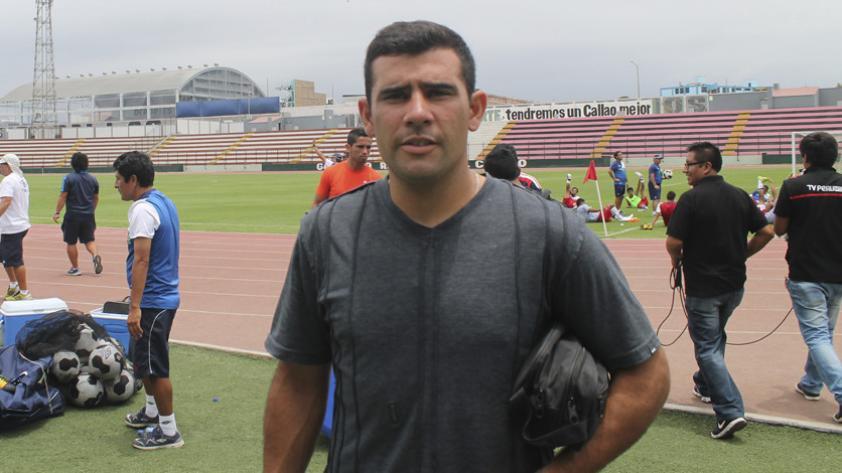 Maximiliano Velasco firmó con Sport Boys