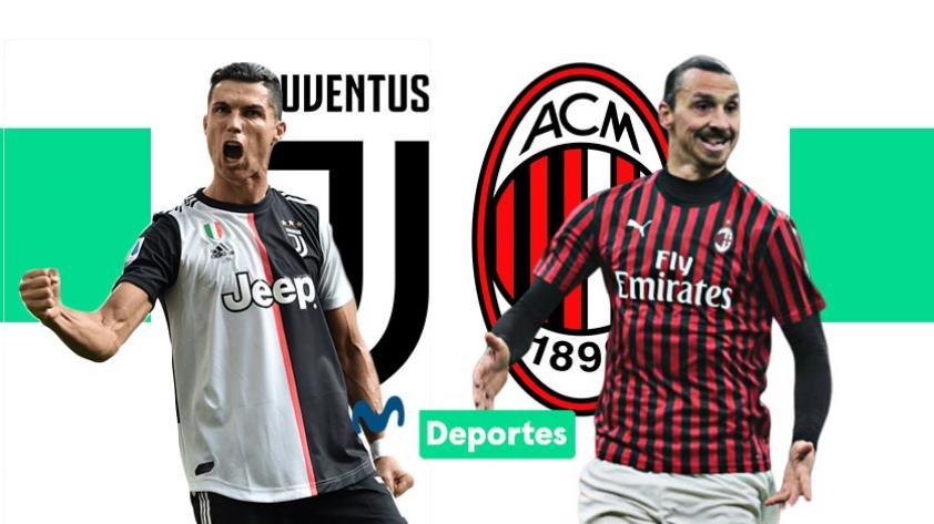 De pronóstico reservado: Zlatan y Cristiano se enfrentan por la Copa Italia
