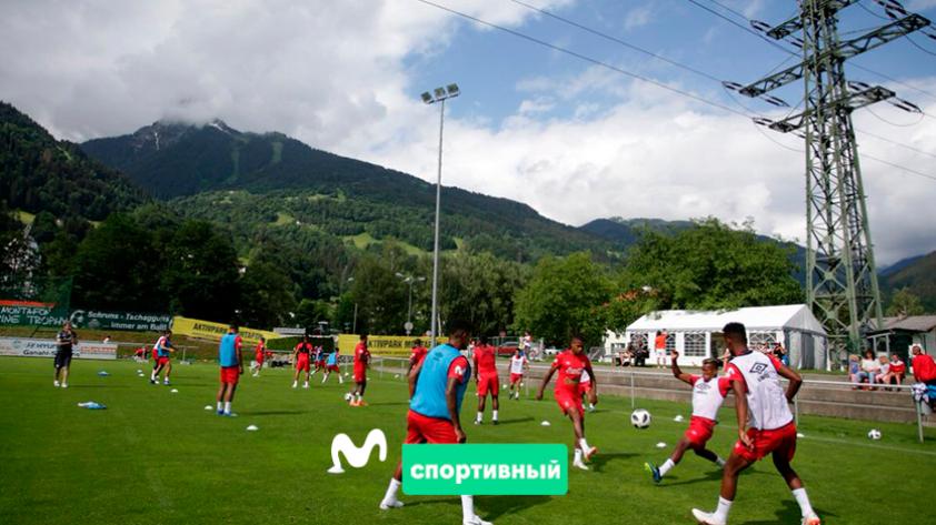 Selección Peruana: el once que paró Gareca en el primer entrenamiento en Austria