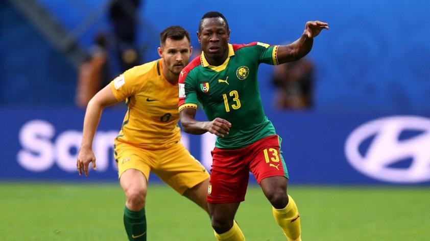 Camerún y Australia empataron por la Copa Confederaciones