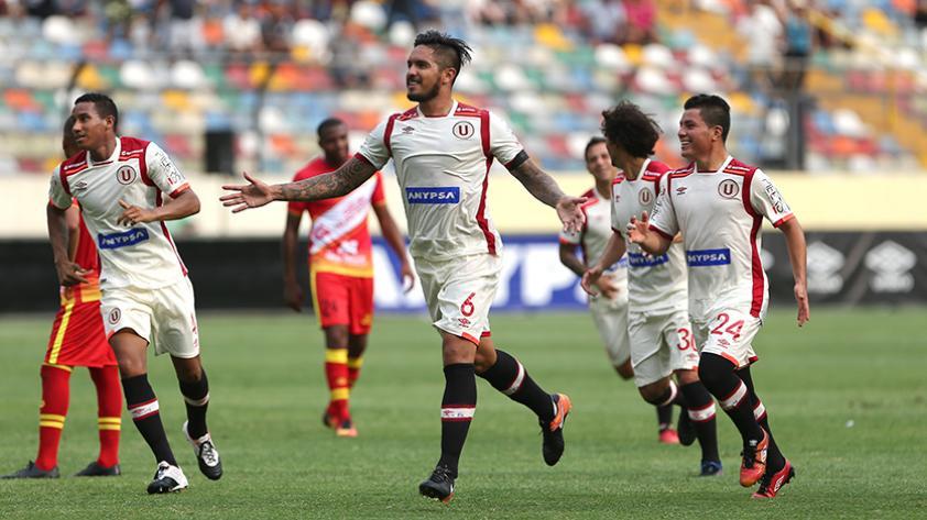 Juan Vargas reaparecerá en el once de Universitario